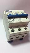 Автоматичний вимикач ВМ63-3Х-З 50А Курськ