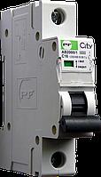 Модульний автоматичний вимикач Промфактор АВ2000 CITY, 1Р, 6-63А, 4.5кА, С