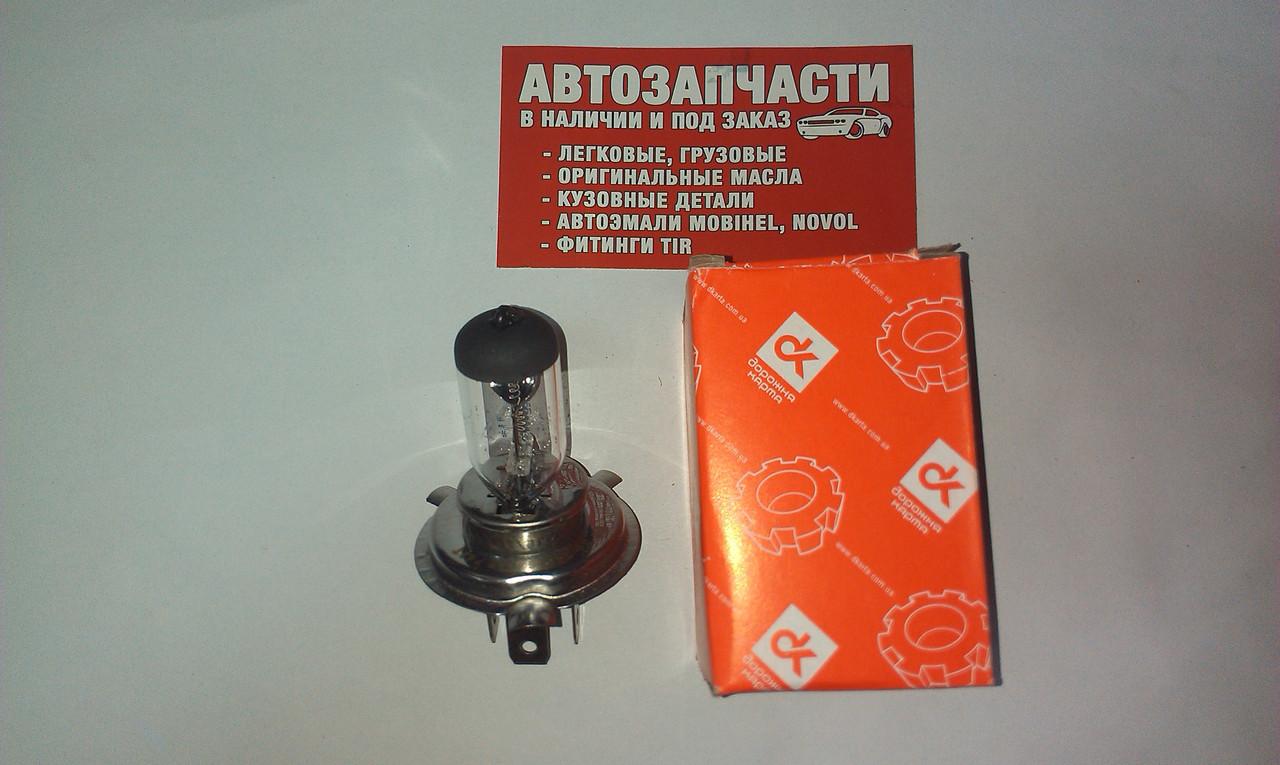 Лампа галогенная ДК H4 24V 70W