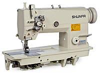 Shunfa SF 842-M Двухигольная швейная машина
