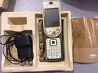 Мобильный телефон Nokia 7370 Warm amber