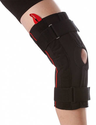 Ортез на колінний суглоб шарнірний роз'ємний Ottobock Genu Direxa тип 8353, фото 2