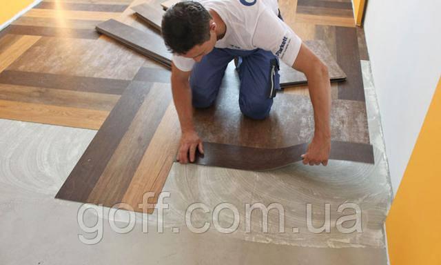 Укладка плитки клеевая укладка