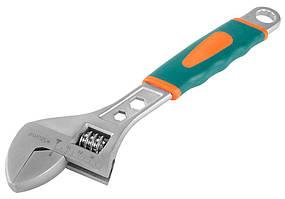 Разводной ключ Sturm 300мм, мягкая ручка 1045-02-A300