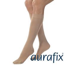 Компрессионные гольфы 1 класс Aurafix AV-101 с закрытым носком