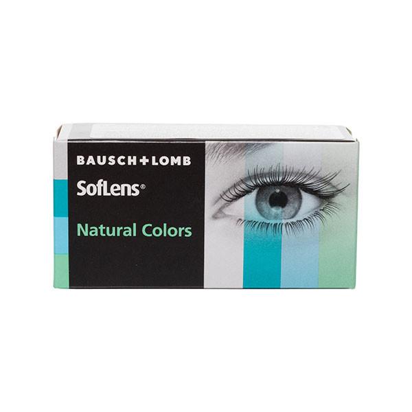 Цветные контактные линзы SofLens Natural Colors - Интернет-магазин  медтехники