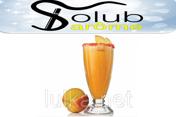 Ароматизатор Solubarome Sex on the peach (Персик, журавлина і апельсин) 5 мл.