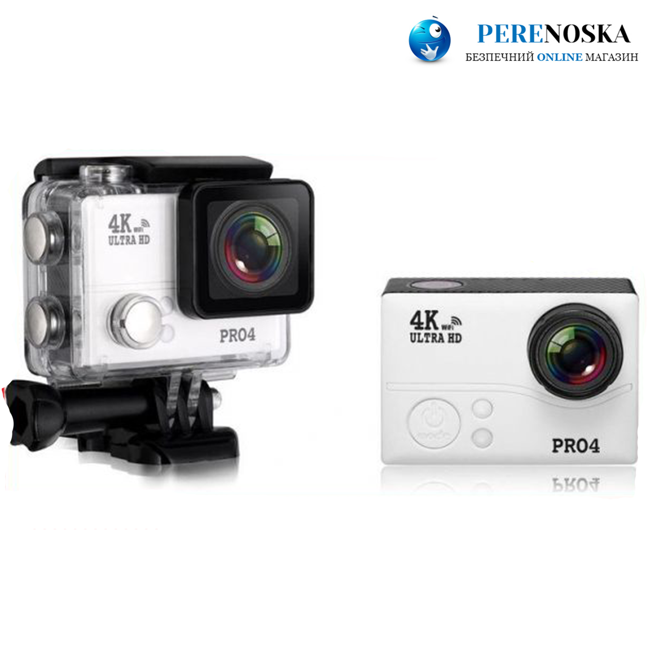 Action Camera F65 WiFi 4K Экшн камера