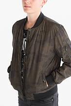 Подростковая куртка бомбер для мальчика C&A Германия Размер 170