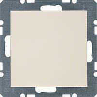 Заглушка з центральною панеллю, без цоколя, біла S.1 код 10098982