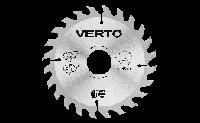 Пила дискова для циркулярки, 185 х 30 мм, 48 зубів VERTO