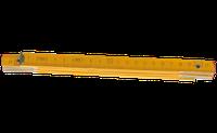 Метр складной деревянный 1 м желтый