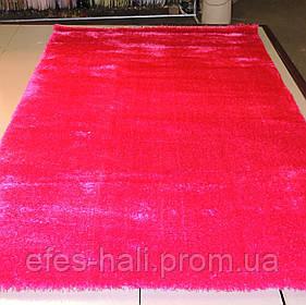 Мягкий ковер 3-D mono розовый