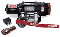 Лебідка WARN Provantage 2500, 12V, 15 м, ролики, 1134 кг + радіо пульт