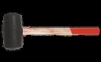 Молоток бляхарський 350 гр, 55 мм