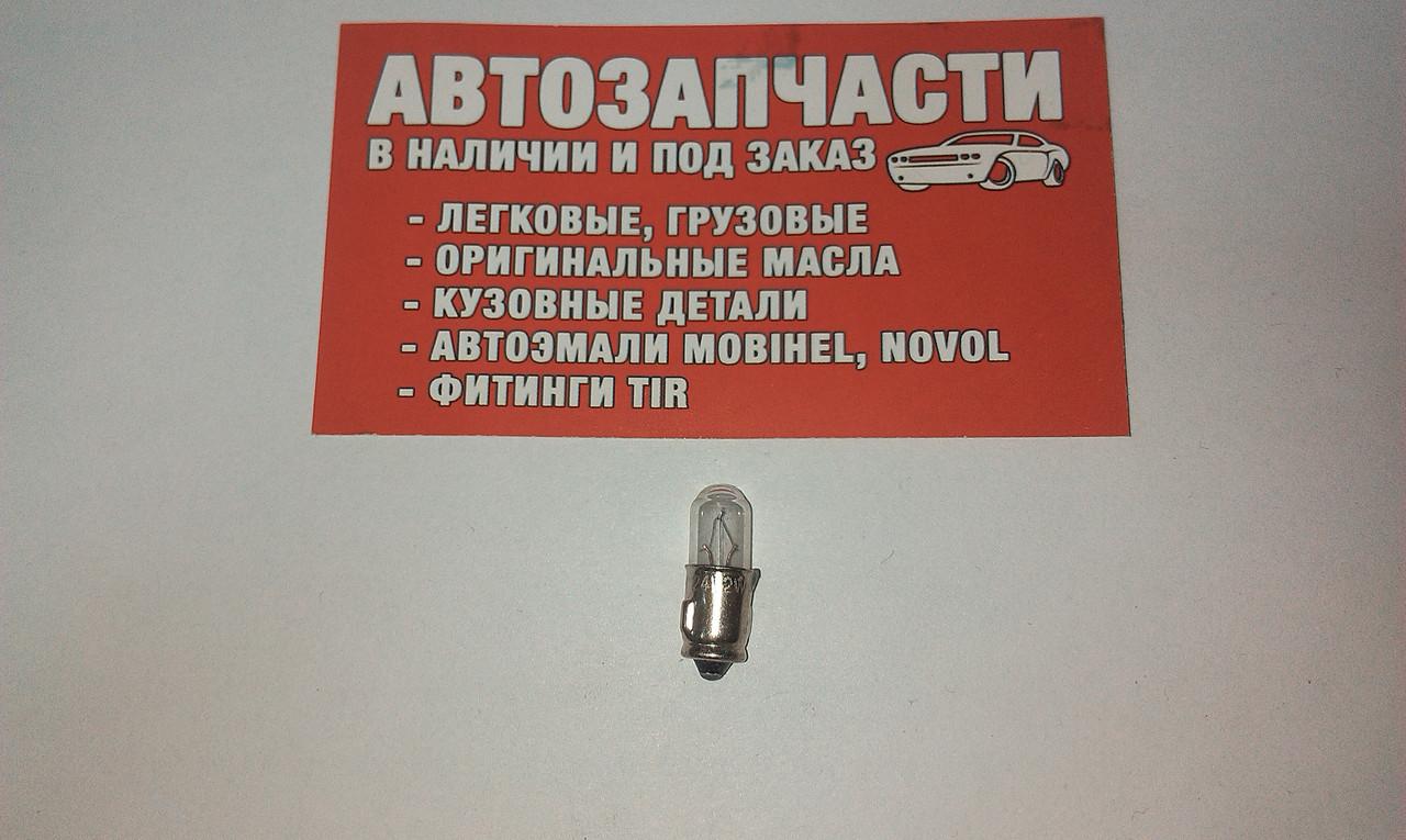 Лампа клавіші аварійної зупинки 24V 2W 1 контакт
