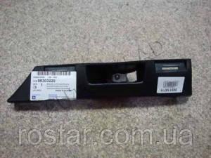 ЛаносКронштейн бампера перед правий 96303221 Ланос (GM) Корея