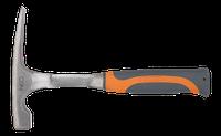 Молоток мулярний з двоматер. ручкою, 450 г NEO