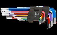 6-игранні ключі, 9 1,5 -10 мм длинные