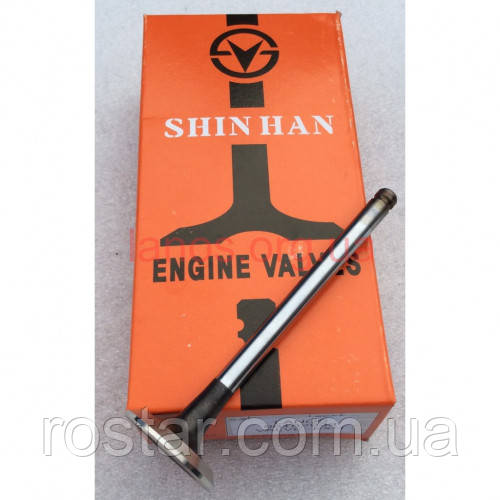 Клапан Ланос SHINHAN випуск(8кл)