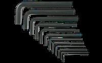 Ключі 6-гранні - набір 10 1,5 - 12 мм