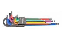 Ключі 6-гранні, 9 , 1,5 - 10 мм NEO