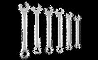 Ключі рожково-накидні, набір 12 6-22 мм