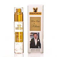 Мини-парфюм унисекс Kilian Rose Oud pheromon 45 мл (реплика)
