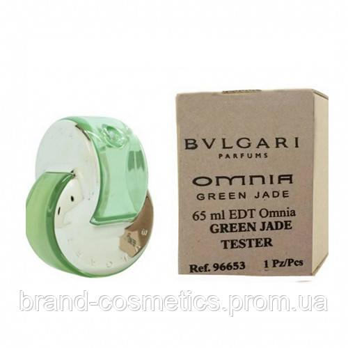 Bvlgari Omnia Green Jade EDT 65 мл TESTER женский