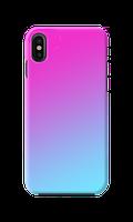 Чехол дляIphone X Градиент 2 опт/розница