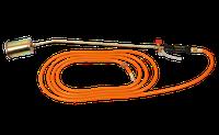 Газовий пальник з довгою насадкою і шлангом 5 м (44E122)