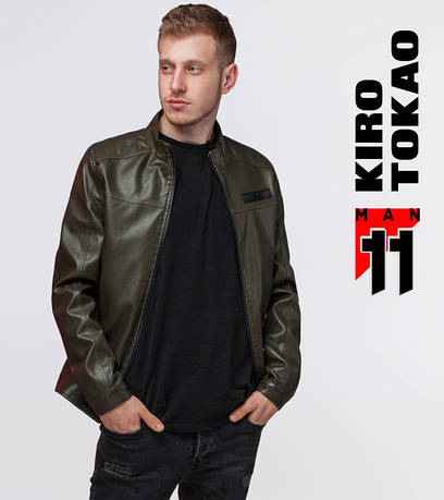 11 Kiro Tokao | Демисезонная курточа 3340 хаки