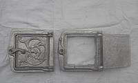 Сажетруска алюминиевая ЦВЕТОК 170*150 мм, фото 1