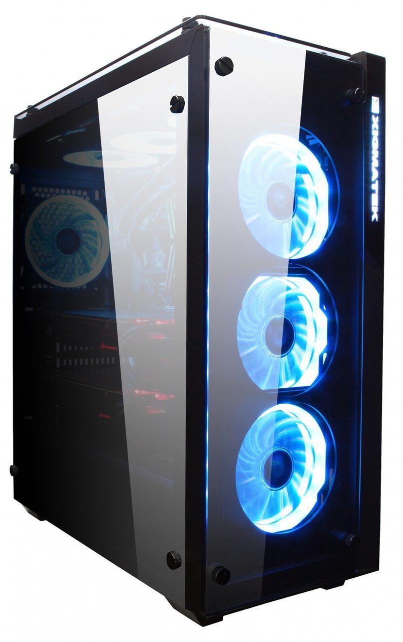 Игровой компьютер NG i7-8700k XP1 / i7-8700K / DDR4-16Gb / SSD-480Gb / HDD-3Tb / GeForce GTX1080