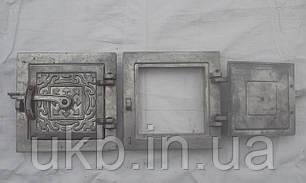 Сажотруска (алюміній) КОМПАС 150*150 мм, фото 2
