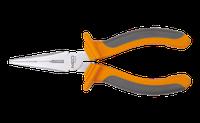 Плоскогубці подовжені прямі, 160 мм NEO