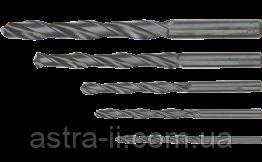 Сверла по металу HSS набір 5 , 4 - 10мм (Top Tools)