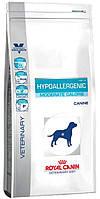 Лечебный корм для собак Royal Canin Hypoallergenic Moderate Calorie - аллергия и ожирение