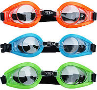 Очки для плавания детские Intex 55602