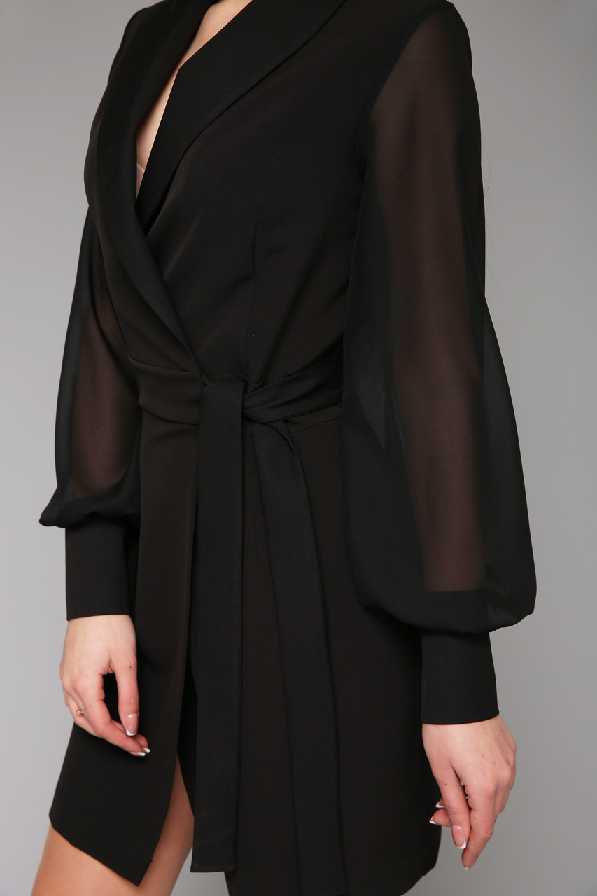 Платье на запах «Белла»