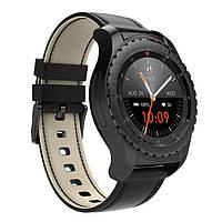 Умные часы King Wear KW28 с поддержкой SIM и карт памяти (Черный), фото 1
