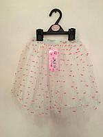 Детская фатиновая юбка. Размеры от 3-х до 10-ти лет., фото 1