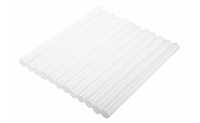 Стержні клейові, 11/250 мм, 300 г. 12 шт, чорні