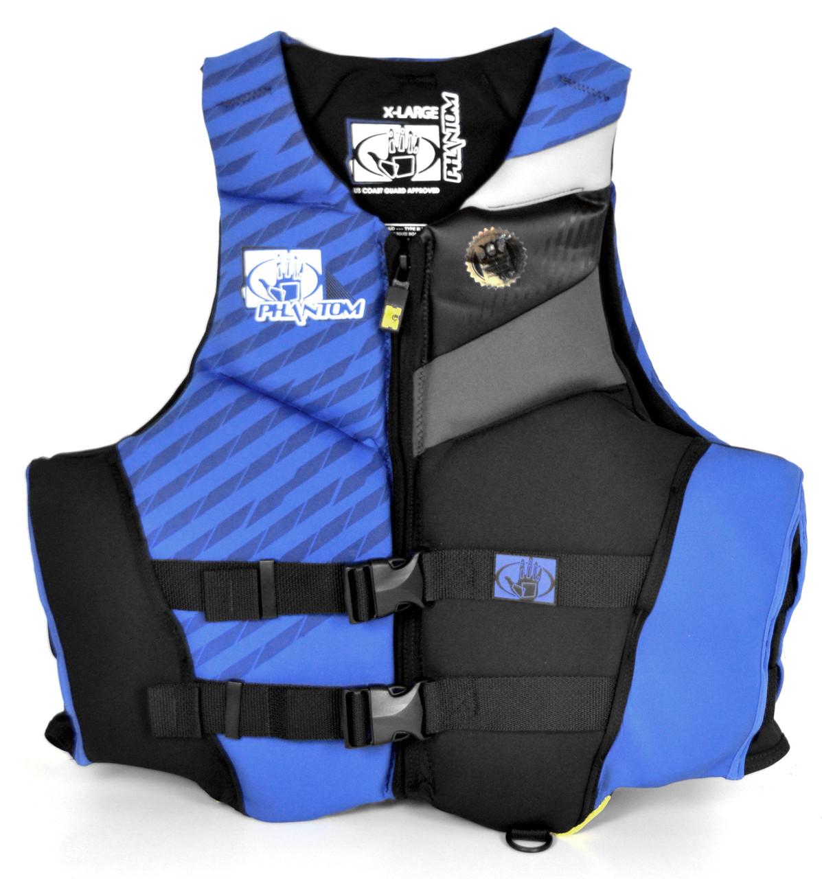 Спасательный жилет водный BodyGlove XL неопрен 12224-0003 для лодки, катера, яхты