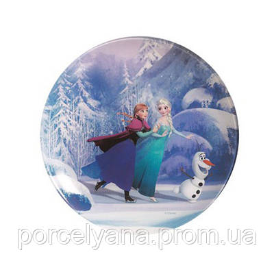 Тарелка Disney Frozen 20 см Luminarc