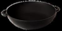 Сковорода чугунная Ситон (сотейник), d=240мм, h=60мм