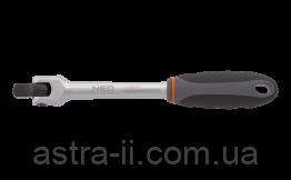 """Вороток з шарнірним квадр-м, 1/2"""", 450 мм NEO"""