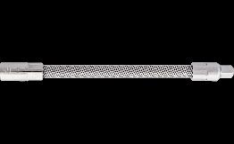 """Подовжувач для торцевих насадок гнучкий, 140 мм, 1/4"""" NEO"""