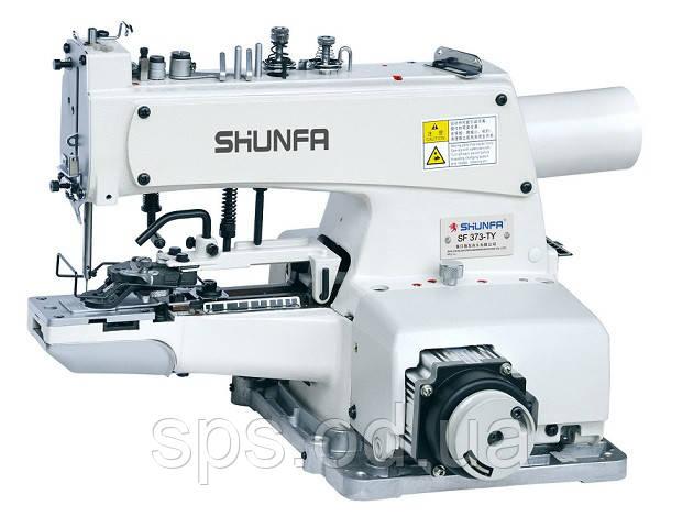 Shunfa SF373/TY Пуговичная машина полуавтомат