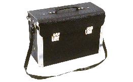 Кейс для инструментов кожаный Topex